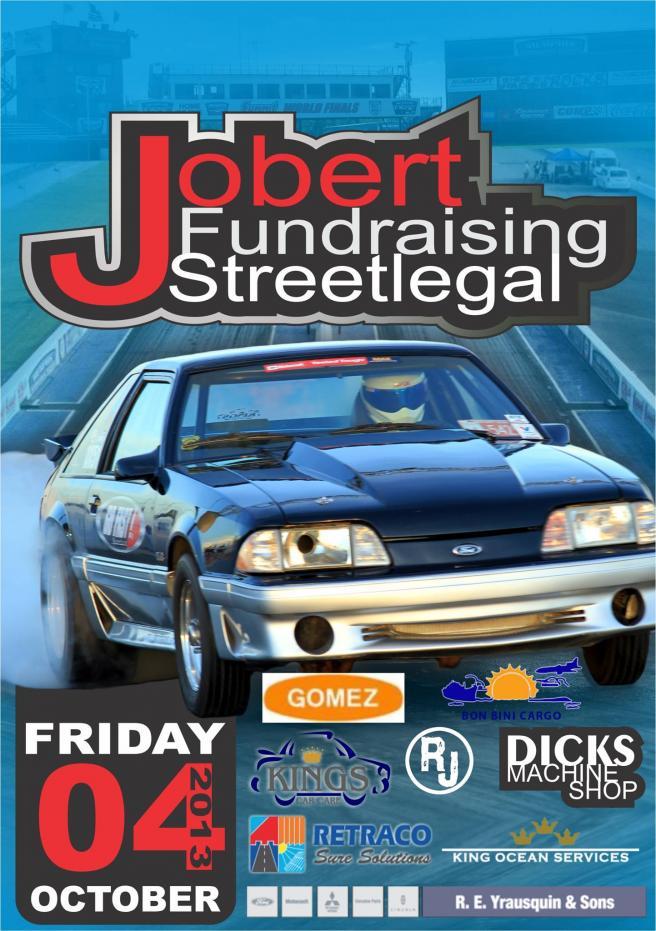 Jobert Fundraising Streetlega