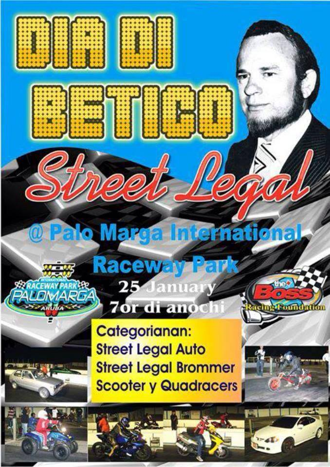 Dia di Betico Streetlegal Night