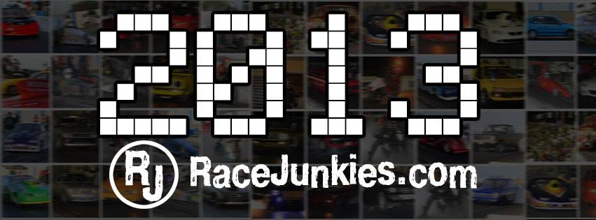 2013 an awesome year for RaceJunkies.com