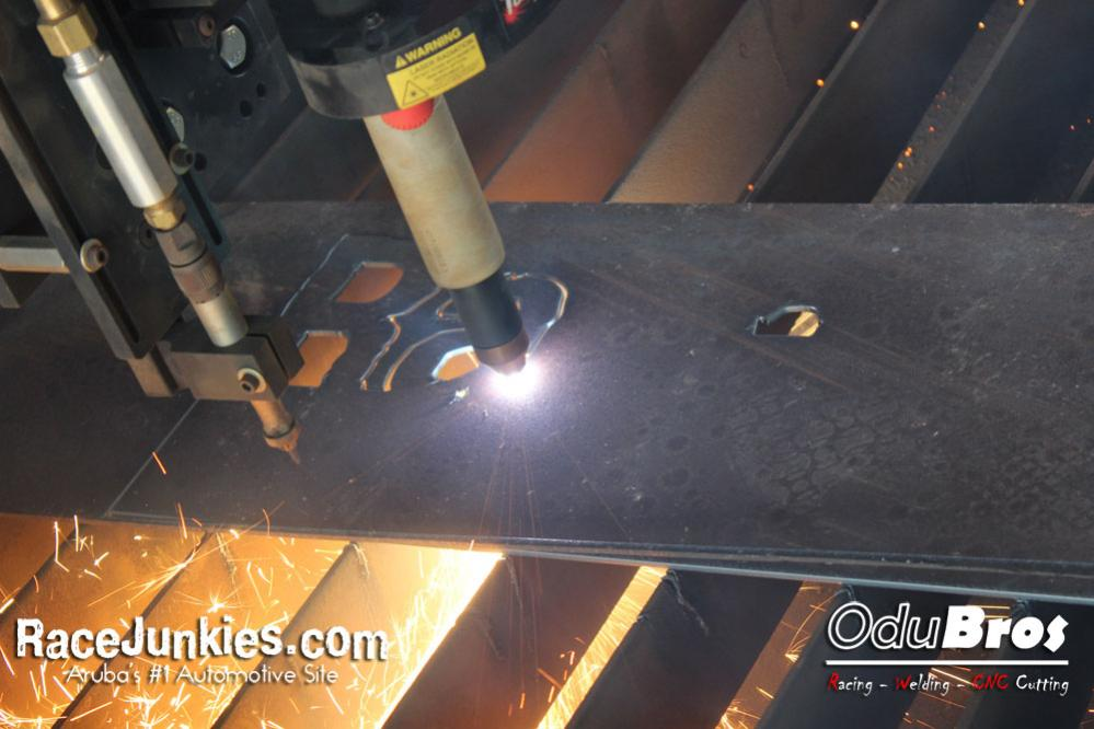 Odubros: Racing – Welding – CNC Cutting