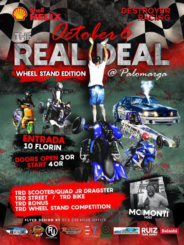 The Real Deal 2018 (Oct-06-2018)