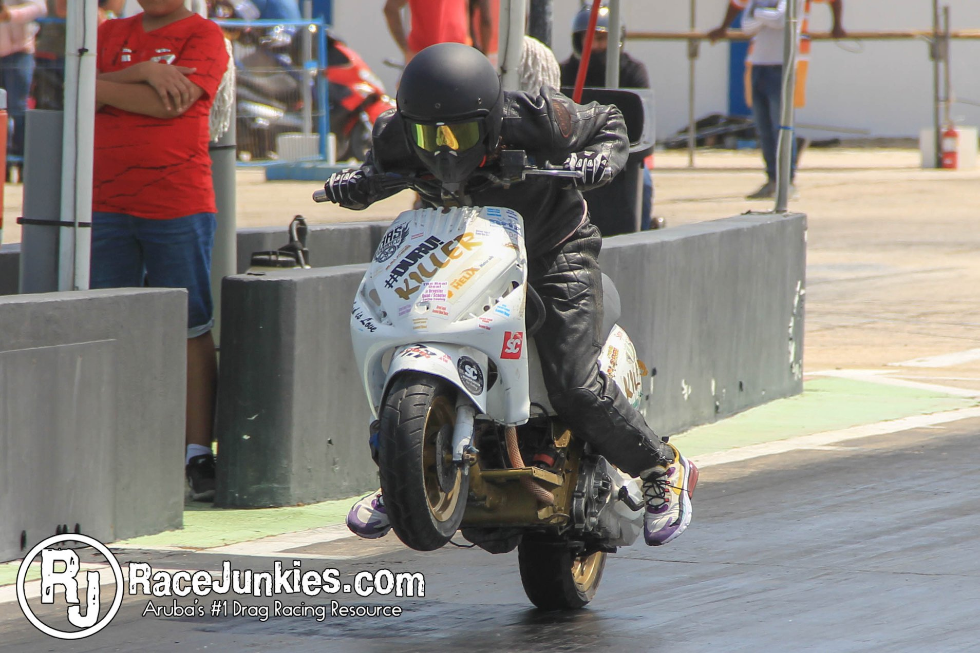 Jr.Dragster & Scooter Series #1 (Coverage)